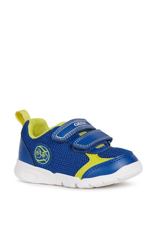 Geox - Dětské boty modrá