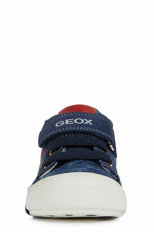 Geox - Detské topánky  Zvršok: Textil, Hovädzia koža Vnútro: Ovčia koža Podrážka: Syntetická látka Vložka: Ovčia koža