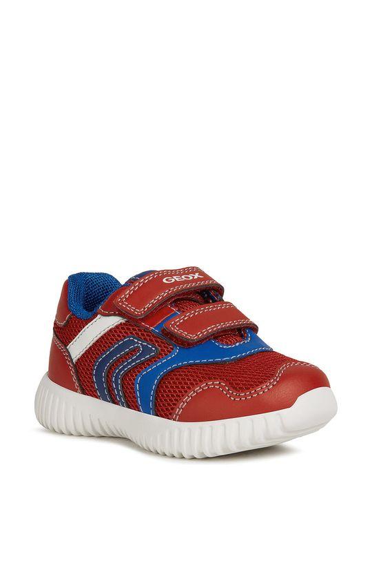 Geox - Buty dziecięce czerwony