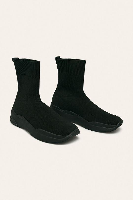Vagabond - Topánky Lexy čierna