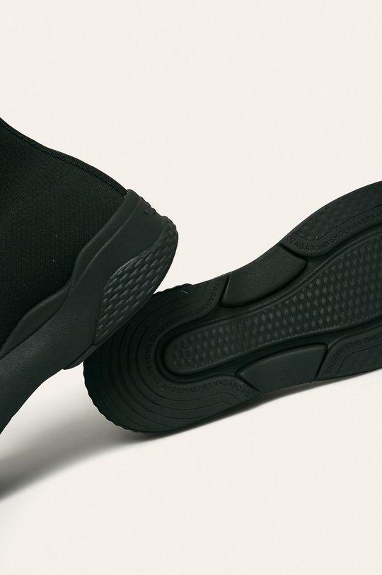 čierna Vagabond - Topánky Lexy