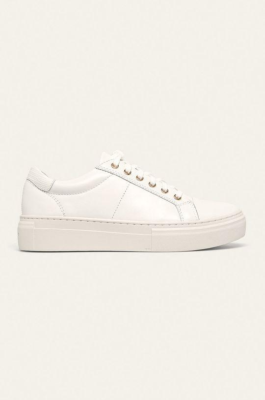 bílá Vagabond - Kožené boty Dámský