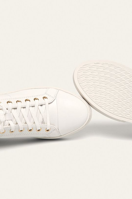 bílá Vagabond - Kožené boty