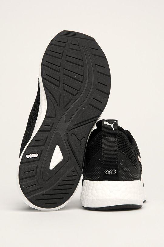čierna Puma - Topánky Nrgy Neko Skim