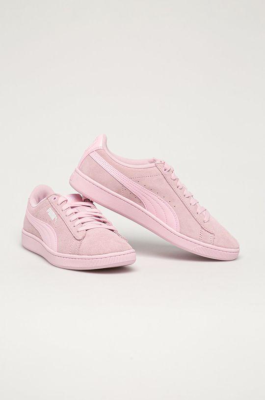 Puma - Topánky Vikky v2 ružová
