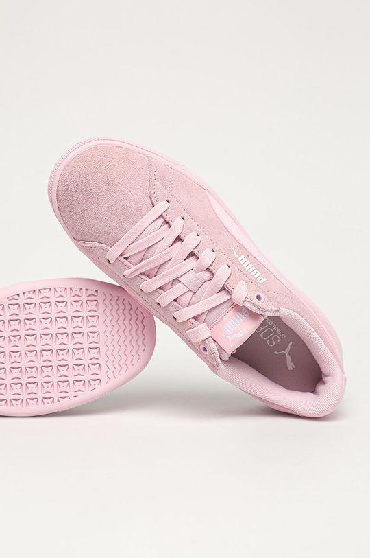 ružová Puma - Topánky Vikky v2