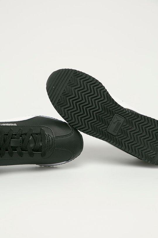 negru Puma - Pantofi Turino Stacked