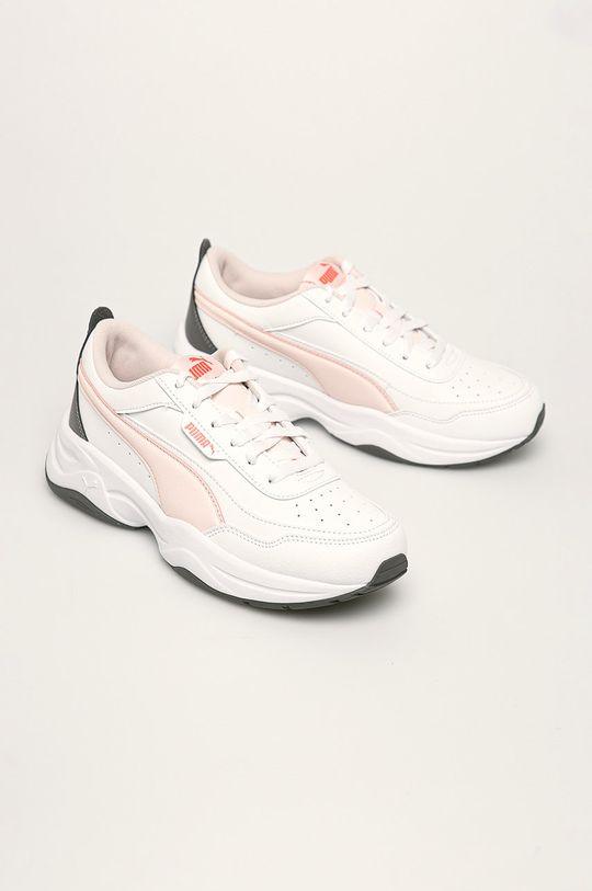 Puma - Topánky Cilia Mode biela