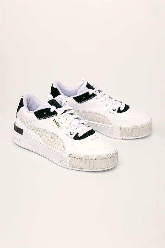 Puma - Topánky Cali Sport Mix biela