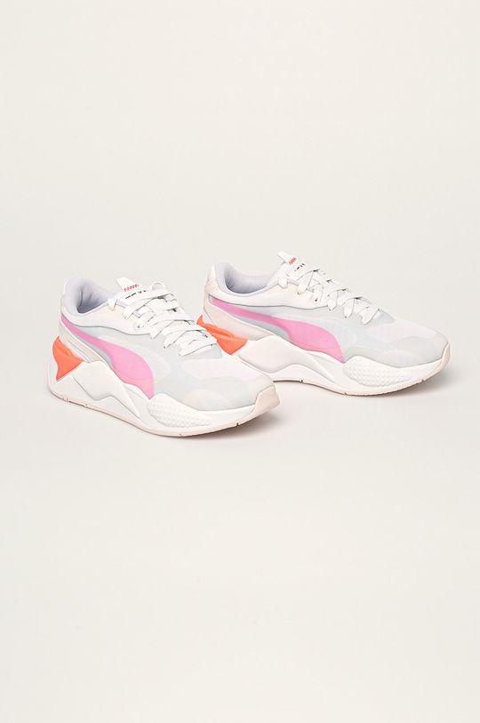 Puma - Topánky Rs-X Plas_Tech ružová