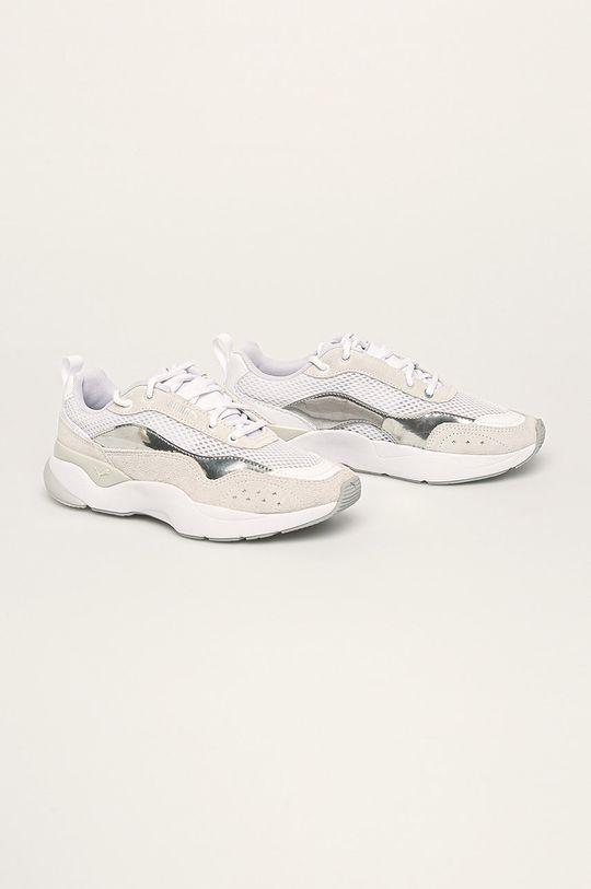 Puma - Topánky Lia Pop biela