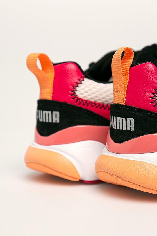 Puma - Topánky Lia Pop  Zvršok: Syntetická látka, Textil Podrážka: Syntetická látka Vložka: Textil
