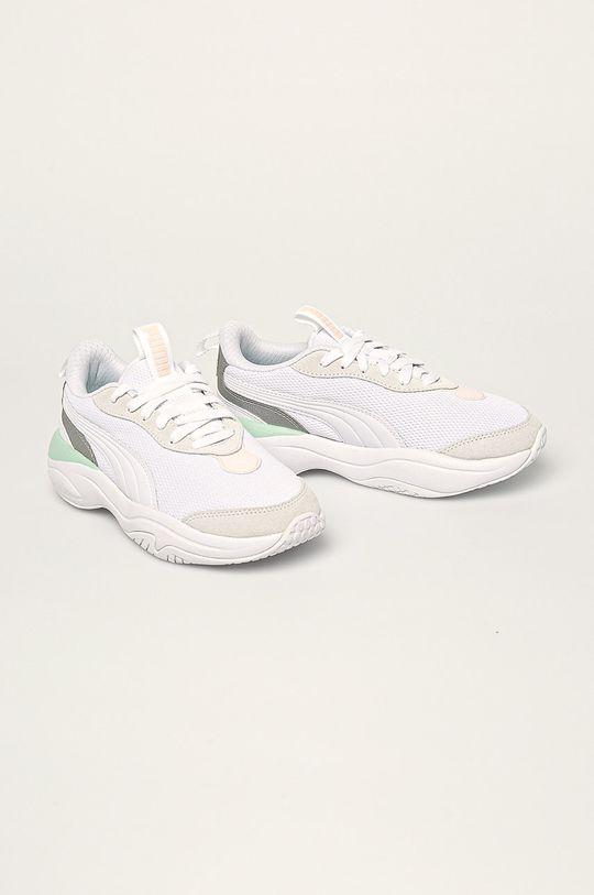 Puma - Topánky Val biela