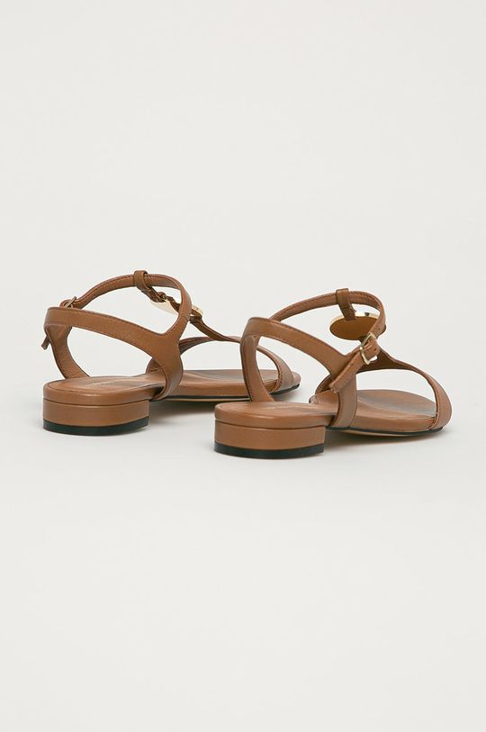 Emporio Armani - Kožené sandály  Svršek: Přírodní kůže Vnitřek: Přírodní kůže