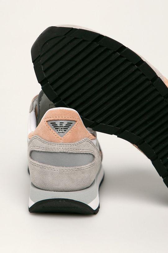 Emporio Armani - Topánky  Zvršok: Syntetická látka Vnútro: Syntetická látka