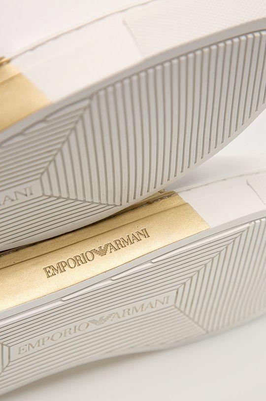 білий Emporio Armani - Черевики
