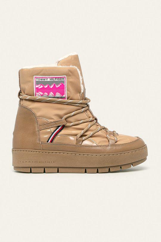 culoarea tenului Tommy Hilfiger - cizme de iarna De femei