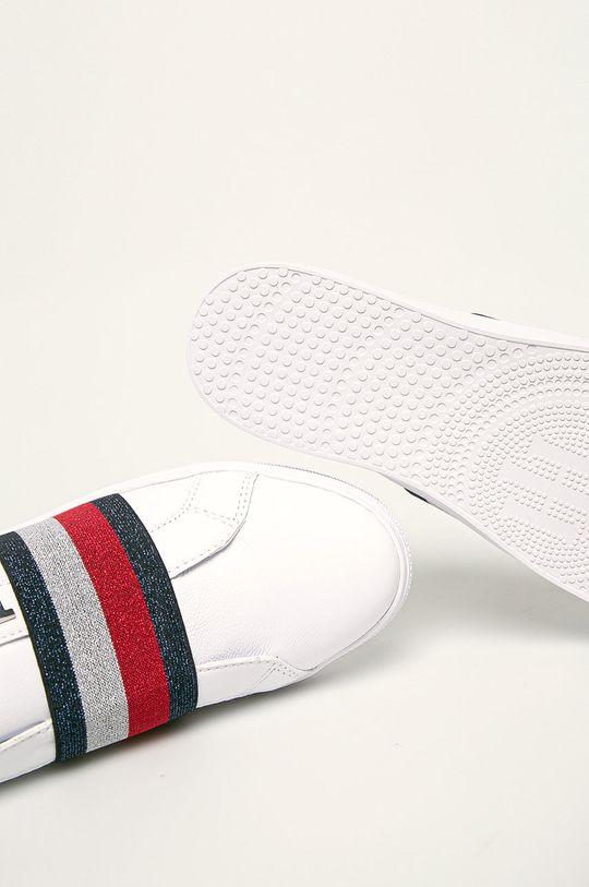 alb Tommy Hilfiger - Pantofi