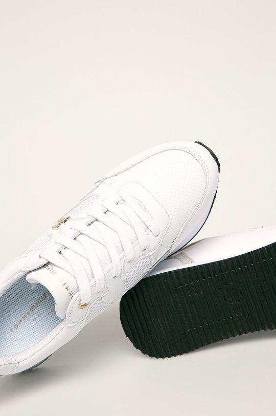 Tommy Hilfiger - Pantofi Gamba: Material sintetic, Material textil, Piele naturala Interiorul: Material sintetic, Material textil Talpa: Material sintetic