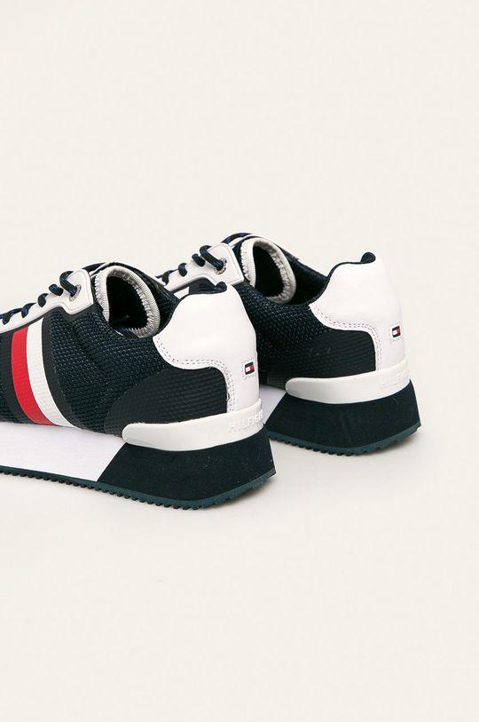 Tommy Hilfiger - Pantofi Gamba: Material sintetic, Piele naturala, Material textil