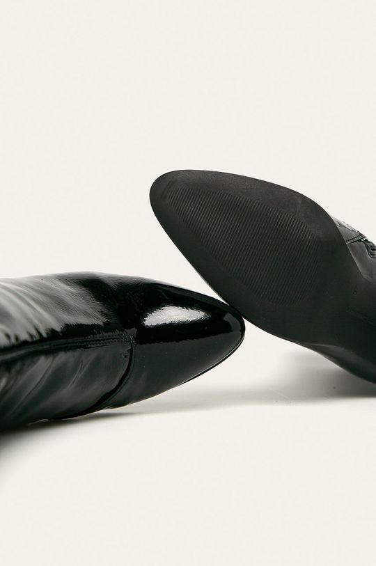 negru Tommy Hilfiger - Botine