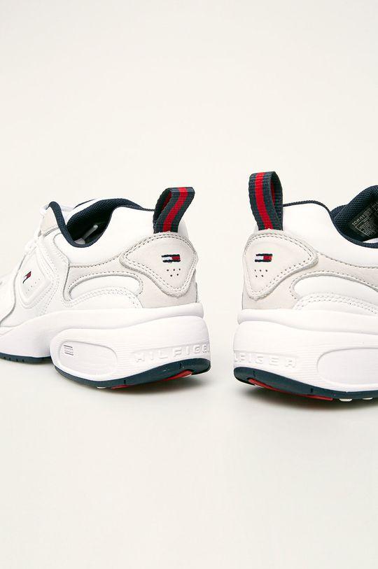 Tommy Jeans - Pantofi Gamba: Material sintetic, Material textil, Piele naturala Interiorul: Material textil Talpa: Material sintetic