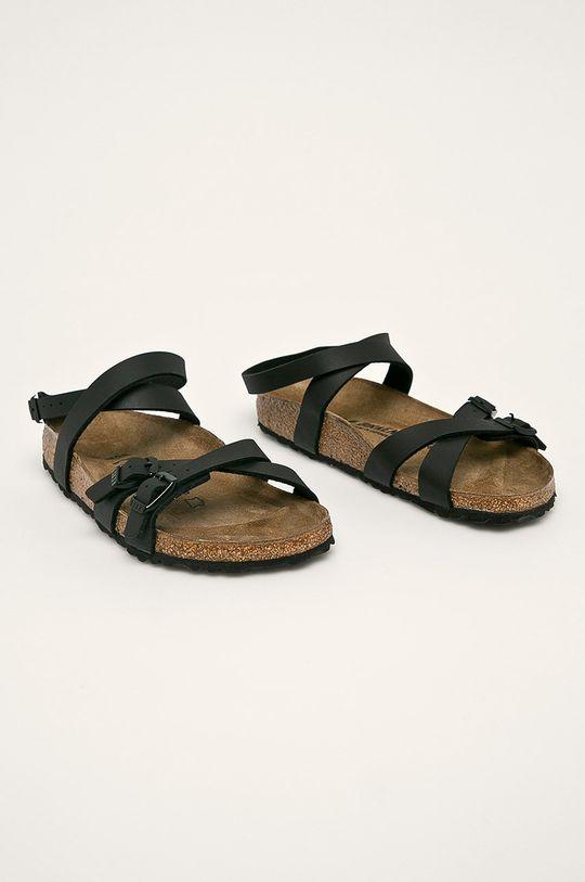Birkenstock - Sandale Blanca negru