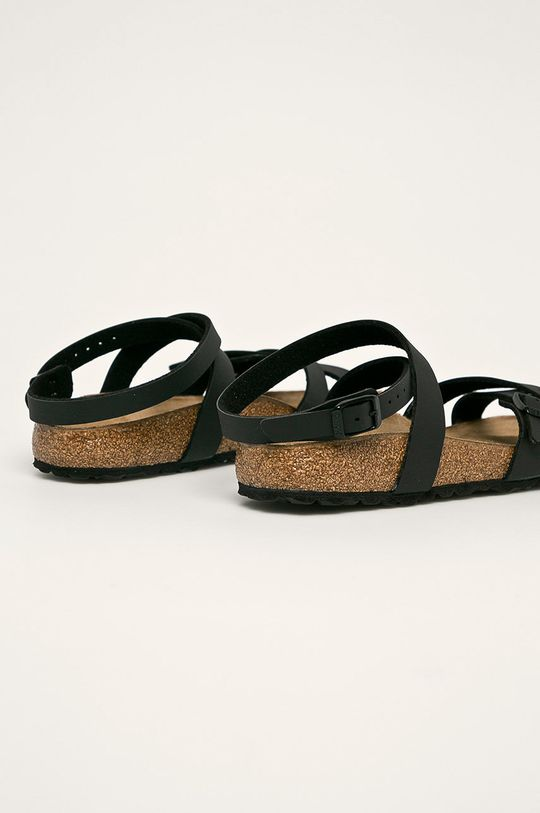 Birkenstock - Sandale Blanca Gamba: Material sintetic Interiorul: Material textil, Piele naturala Talpa: Material sintetic