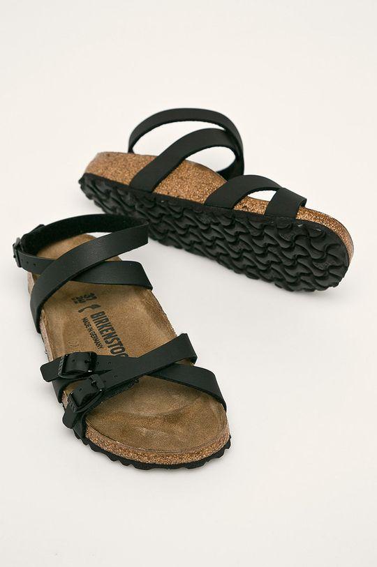 negru Birkenstock - Sandale Blanca