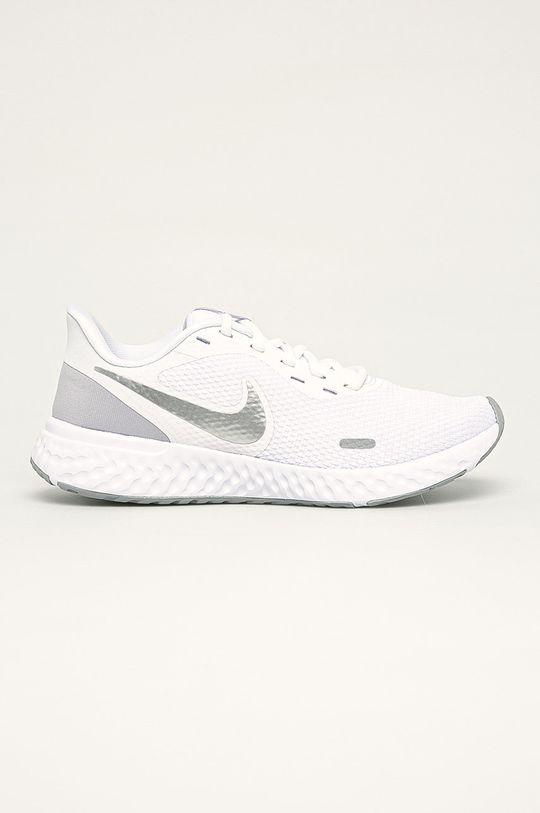 білий Nike - Черевики BQ3207 Жіночий