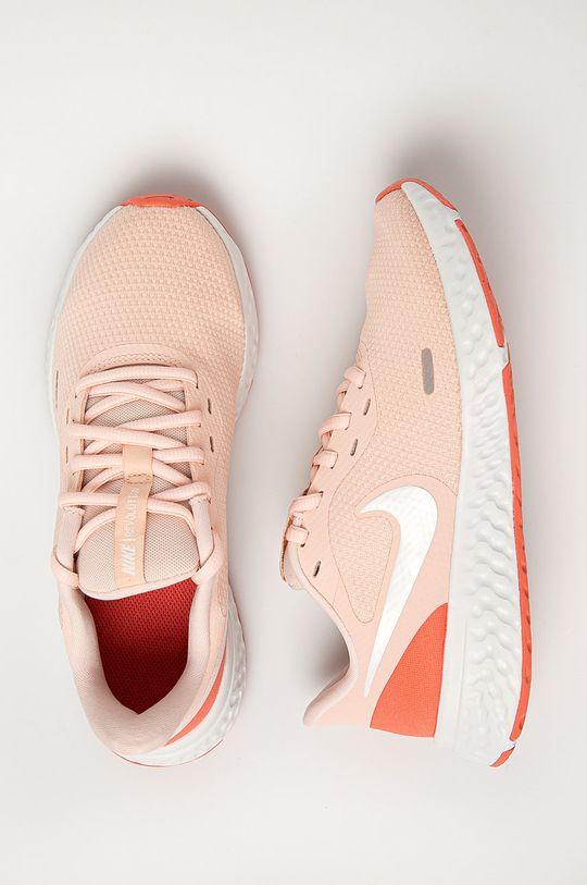portocaliu deschis Nike - Pantofi Revolution 5