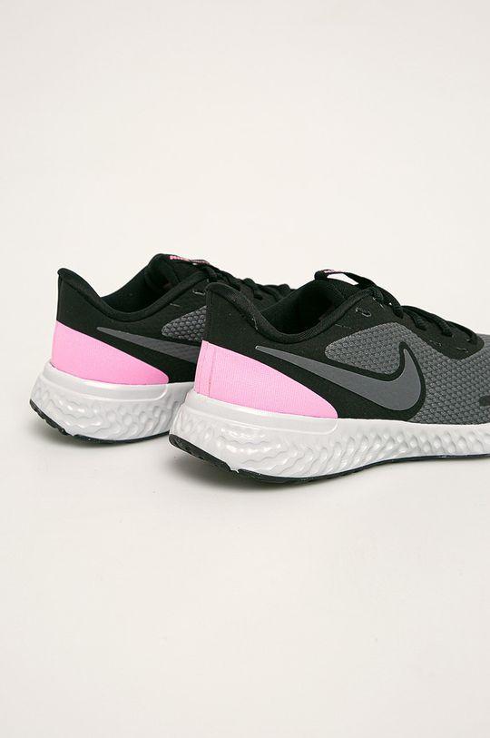 Nike - Boty Revolution 5  Svršek: Umělá hmota, Textilní materiál Vnitřek: Textilní materiál Podrážka: Umělá hmota