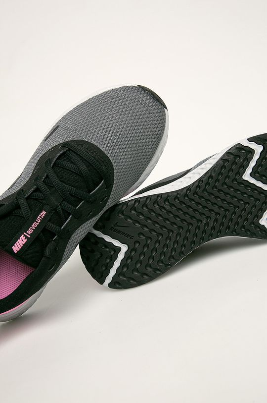 šedá Nike - Boty Revolution 5