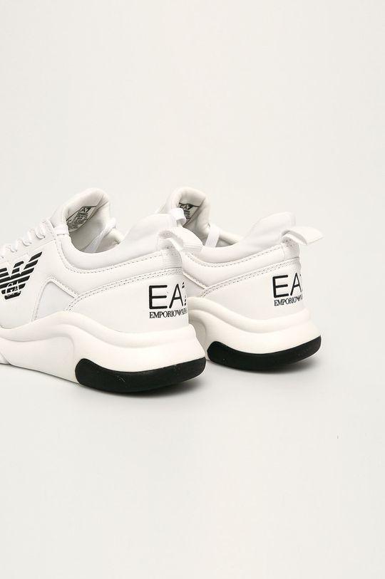 EA7 Emporio Armani - Pantofi  Gamba: Material sintetic, Material textil Interiorul: Material sintetic, Material textil Talpa: Material sintetic