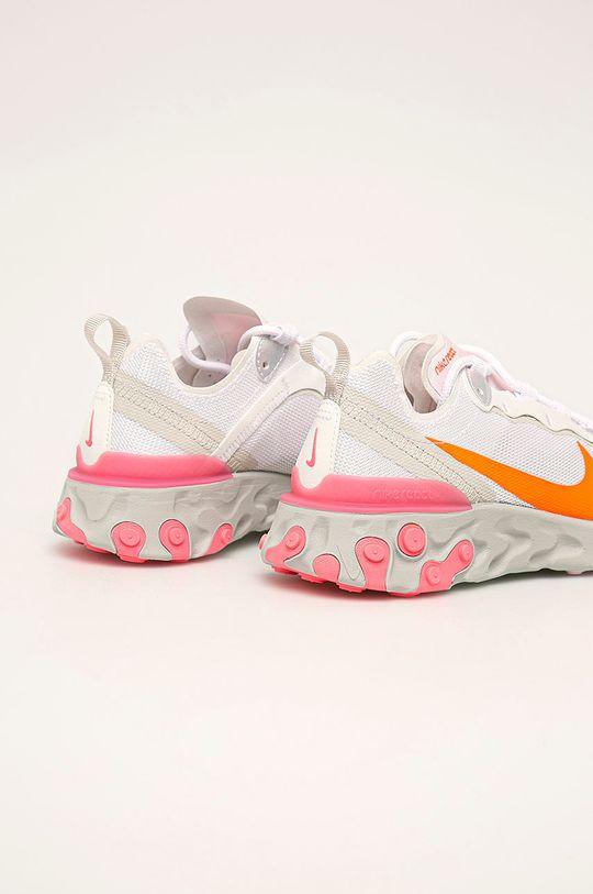 Nike - Pantofi WMNS Nike React Element 55 Gamba: Material textil Interiorul: Material textil Talpa: Material sintetic
