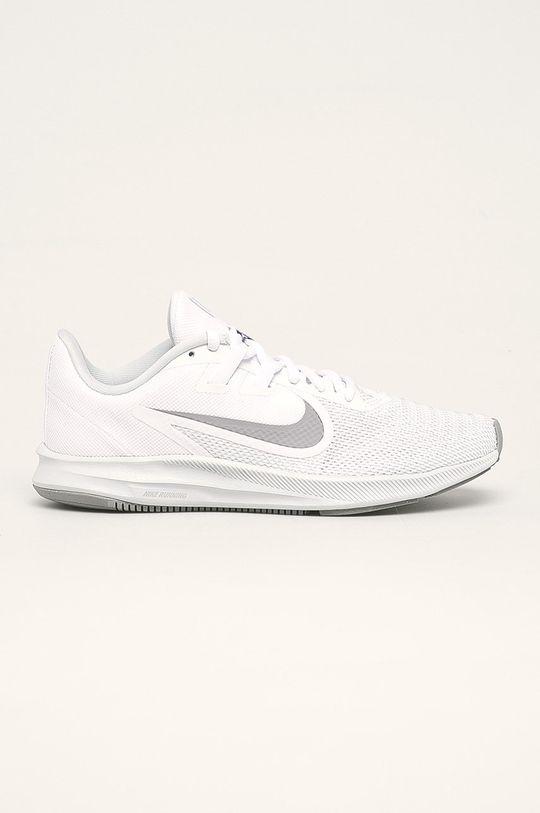 bílá Nike - Dětské boty Downshifter 9 Dámský