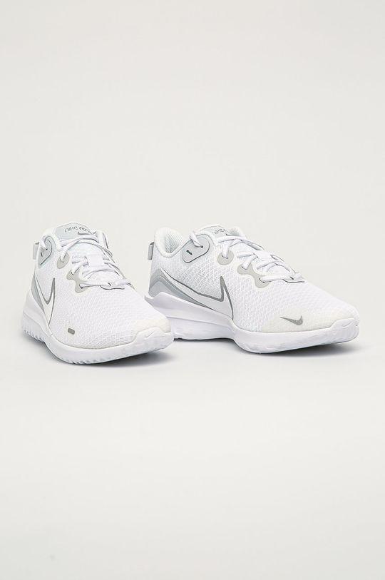 Nike - Buty Renew Ride biały