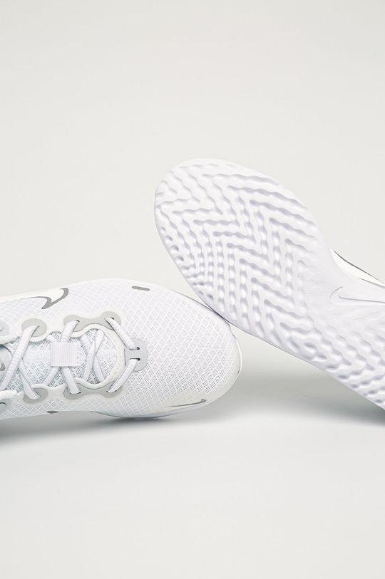 biały Nike - Buty Renew Ride