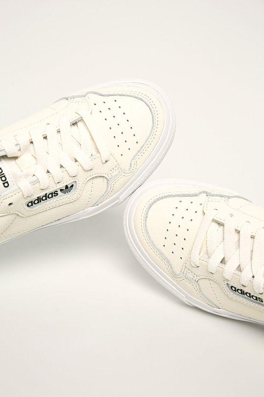 adidas Originals - Buty skórzane Continental Vulc Damski