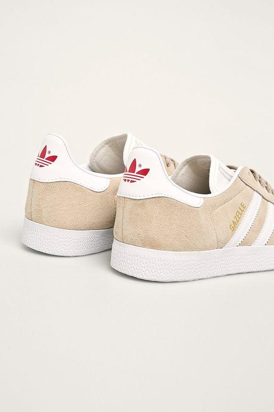 adidas Originals - Kožená obuv Gazelle  Zvršok: Syntetická látka, Semišová koža Vnútro: Textil Podrážka: Syntetická látka
