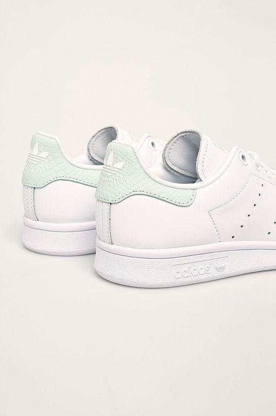 adidas Originals - Kožené boty Stan Smith Svršek: Přírodní kůže Vnitřek: Textilní materiál Podrážka: Umělá hmota