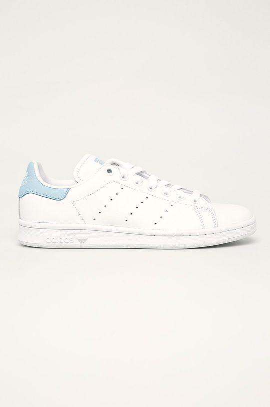 biela adidas Originals - Kožená obuv Stan Smith Dámsky