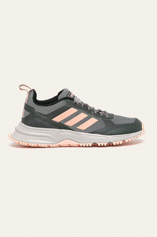 sivá adidas - Topánky Rockadia Trail 3.0 Dámsky