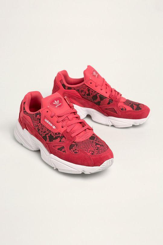 adidas Originals - Topánky Falcon ružová