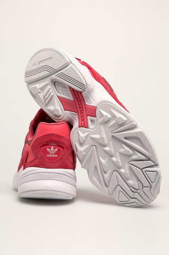 adidas Originals - Topánky Falcon  Zvršok: Syntetická látka, Semišová koža Vnútro: Textil Podrážka: Syntetická látka
