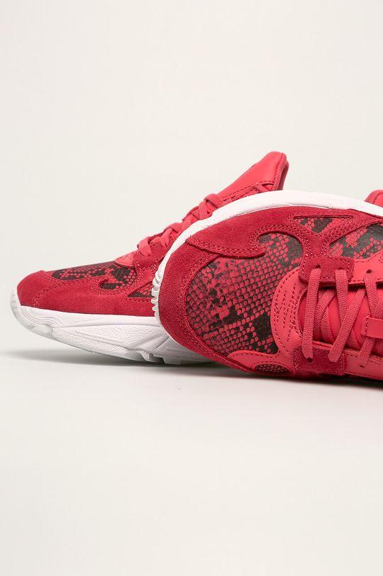 ružová adidas Originals - Topánky Falcon