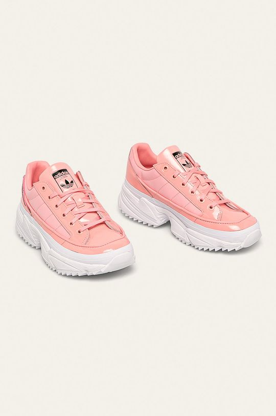 adidas Originals - Topánky Kiellor sýto ružová