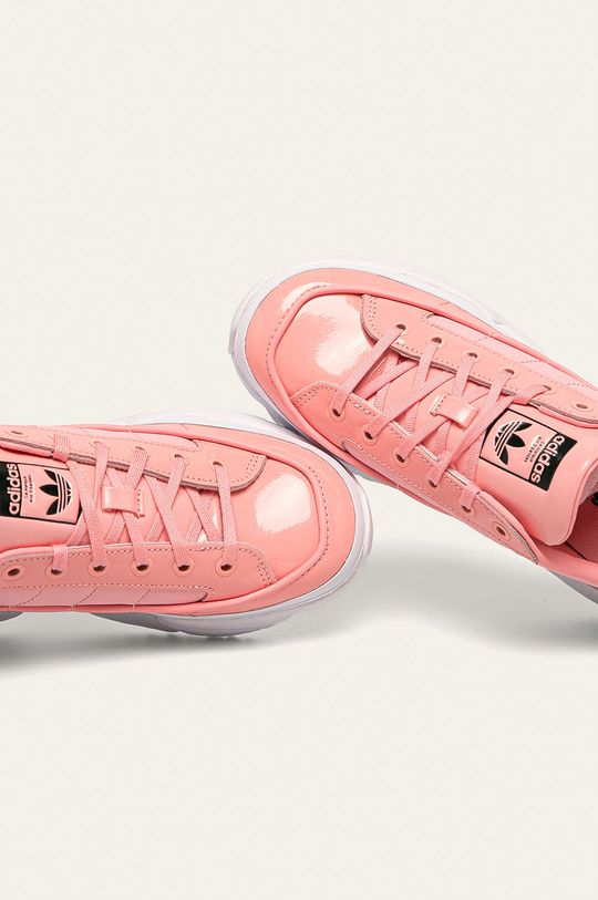 sýto ružová adidas Originals - Topánky Kiellor