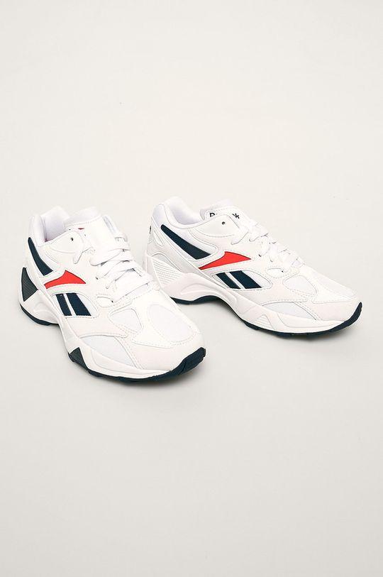 Reebok Classic - Buty Aztrek 96 biały