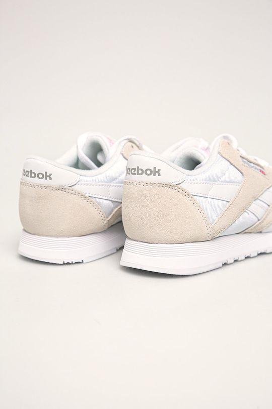 Reebok Classic - Buty CL Nylon Cholewka: Materiał tekstylny, Skóra naturalna, Wnętrze: Materiał tekstylny, Podeszwa: Materiał syntetyczny